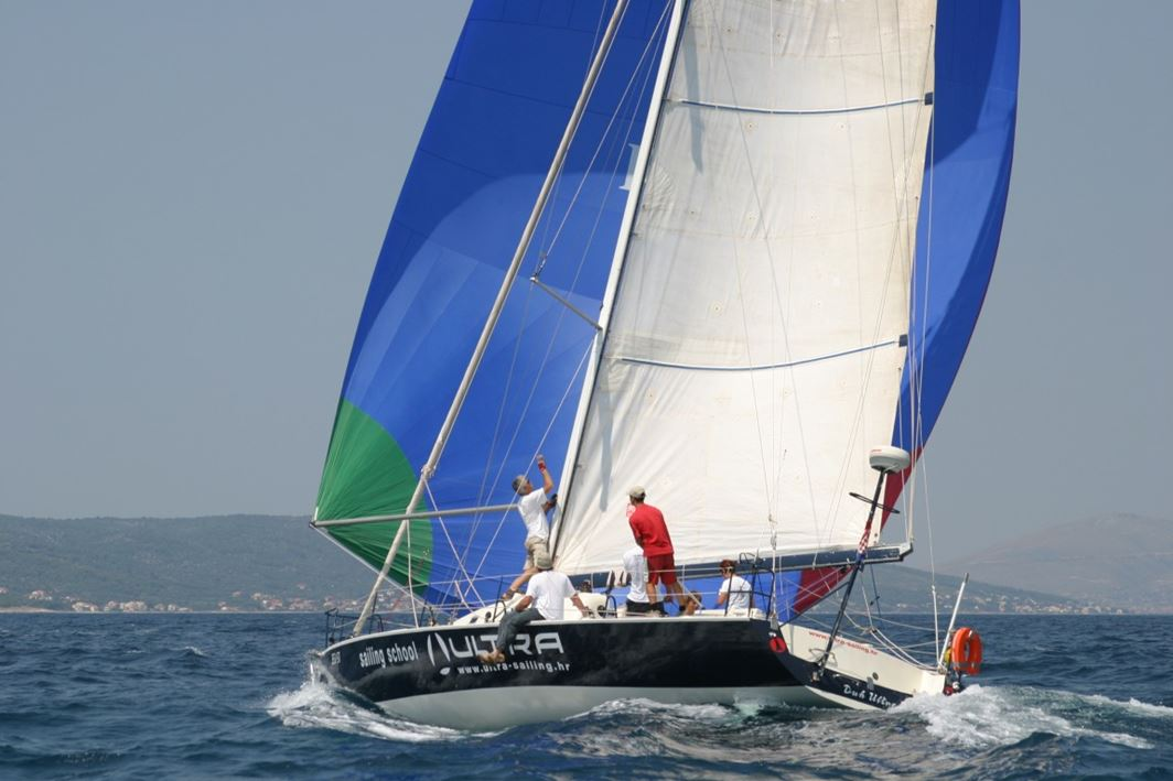 Yacht charter in Croatia Ultra Sailing
