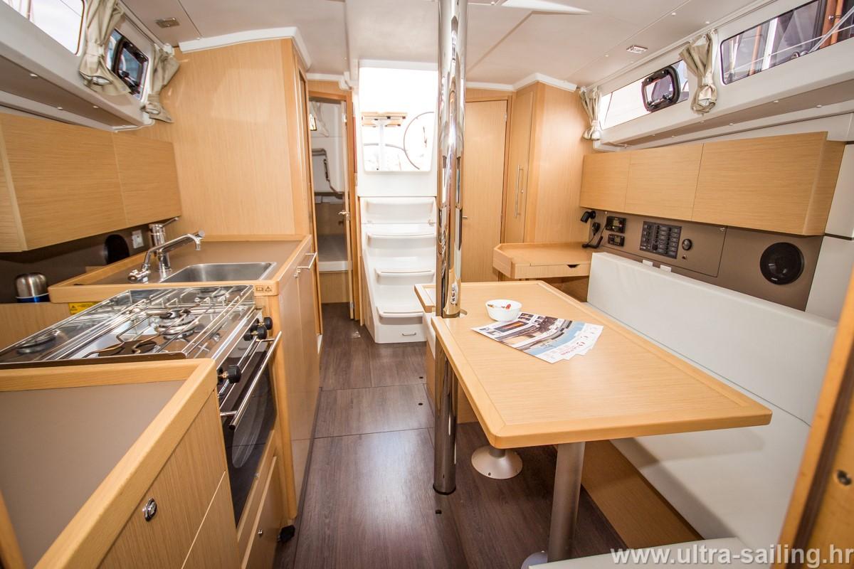 Oceanis 35 - One design sailing
