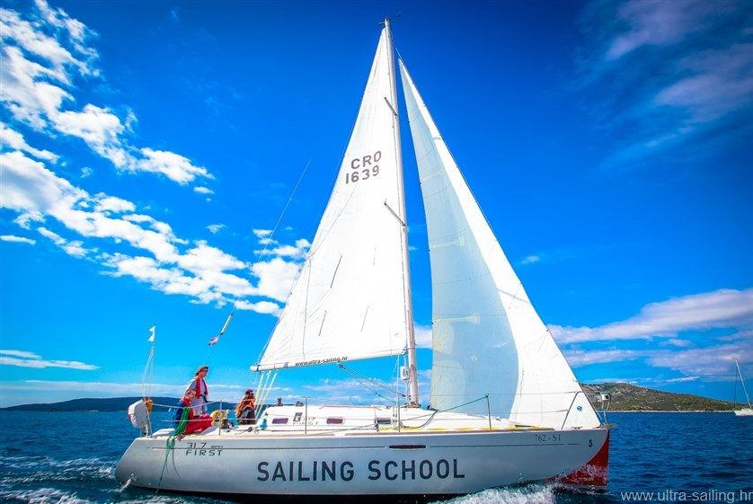 First31.7 Sailing-School-Croatia