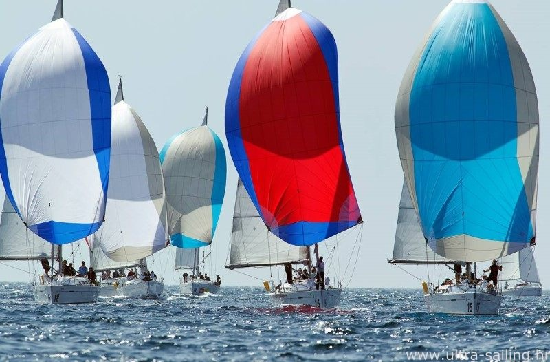 Ultra sailing Team building Croatia