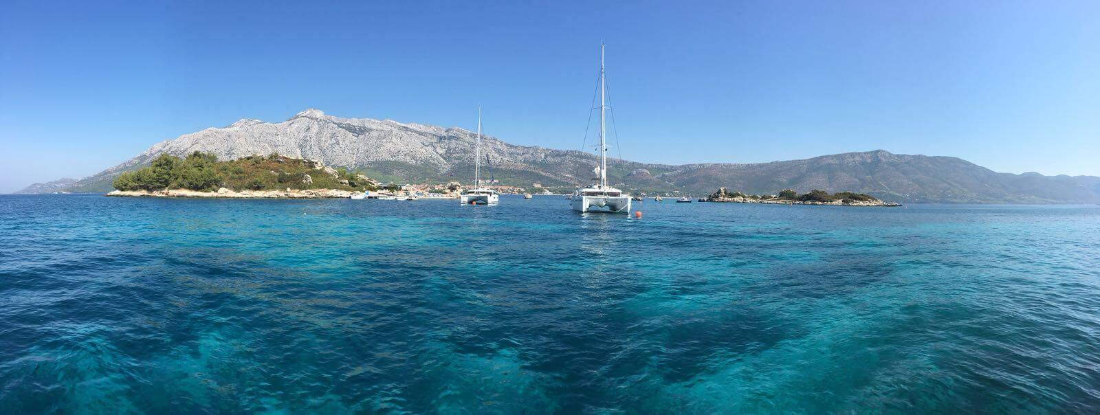 Oceanis 51 1 yachtcharter Croatia